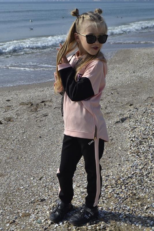 Спорт костюм шикарного качества спортивный спортивний для дівч... - Фото 4