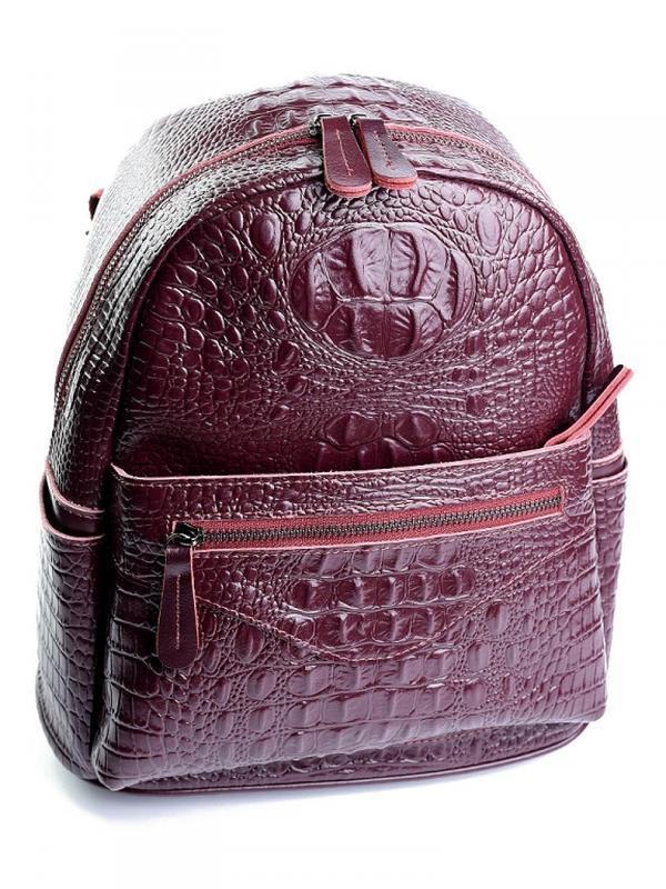 Женский кожаный рюкзак из натуральной кожи шкіряний жіночий рю...