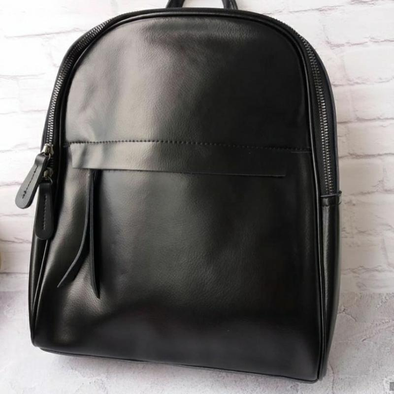 Женский кожаный рюкзак из натуральной кожи шкіряний жіночий су...