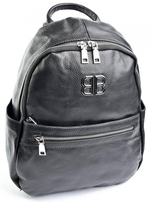 Женский кожаный рюкзак из натуральной кожи портфель сумка кожа...