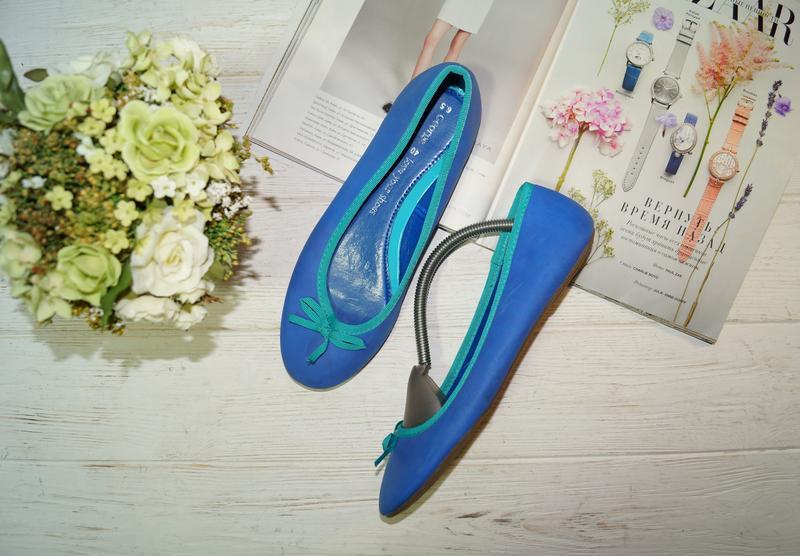 🌿бесплатная доставка 🌿george! яркие летние туфли, балетки
