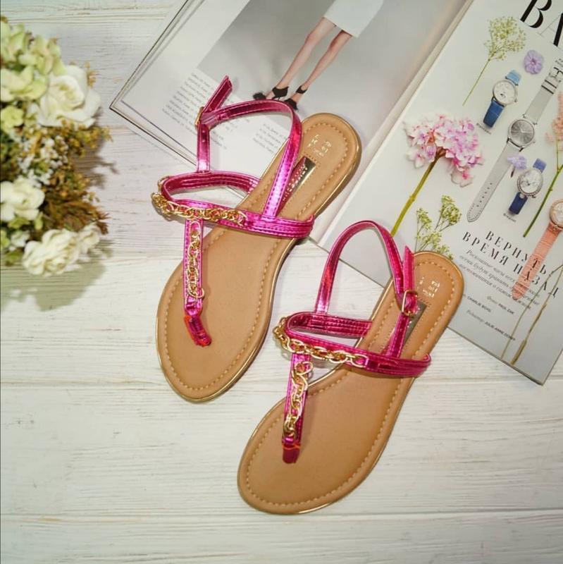 🌿37🌿atmosphere! стильные сандалии, босоножки красивого малинов...