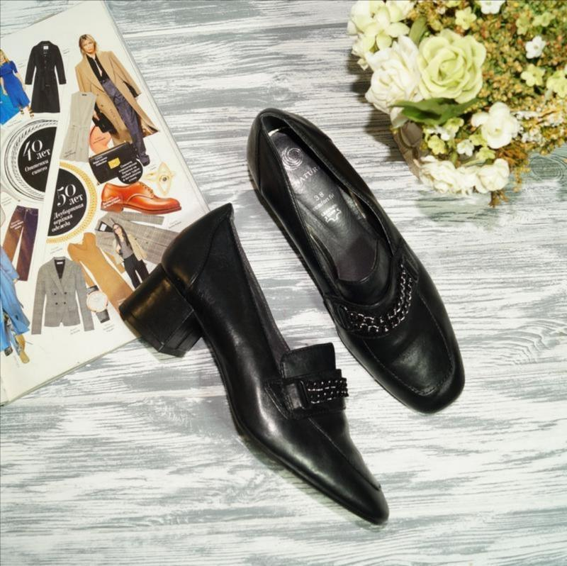 🌿бесплатная доставка🌿38🌿be natural. кожа. фирменные туфли, лоферы