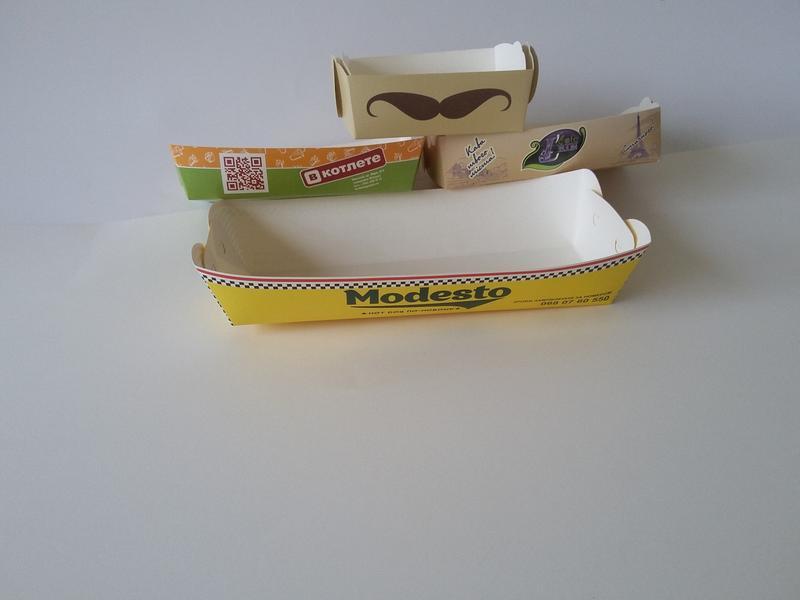 Бумажные тарелки - Фото 5