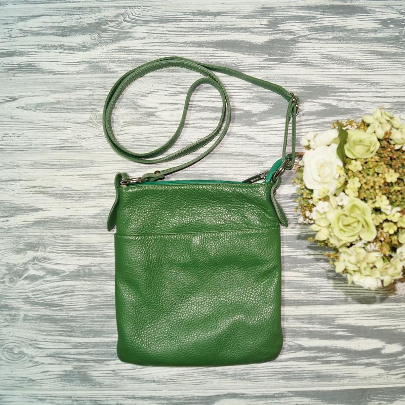 Stilemoda. италия. кожа. стильная сумка через плечо, кросс-боди