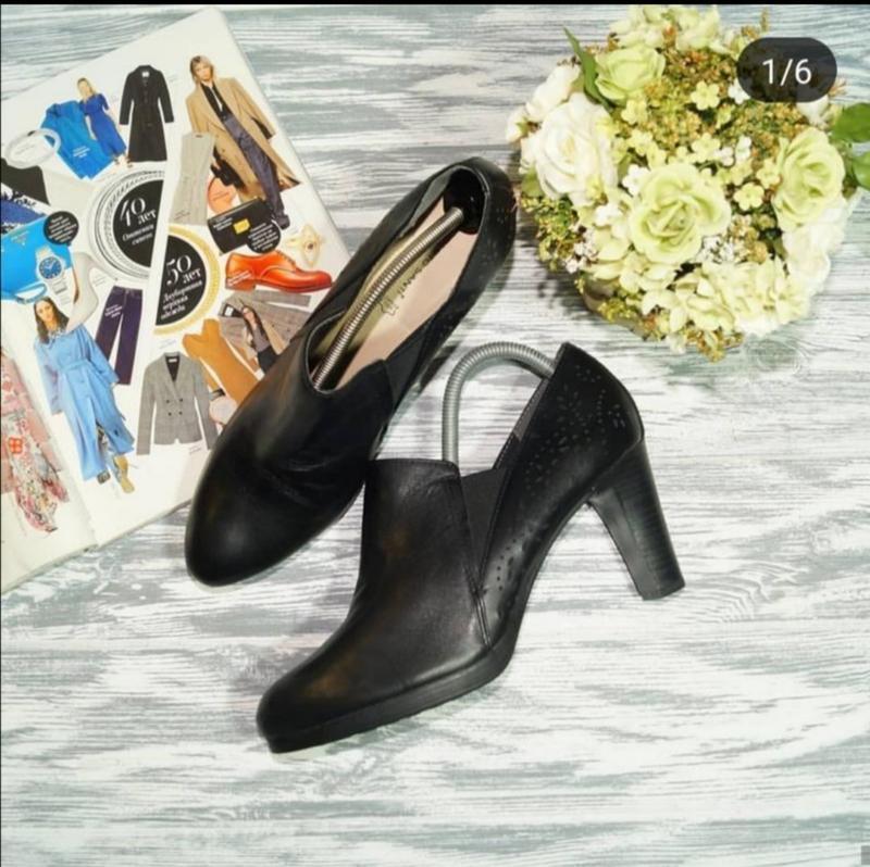 🌿41🌿roberto santi. кожа. базовые туфли, ботильоны
