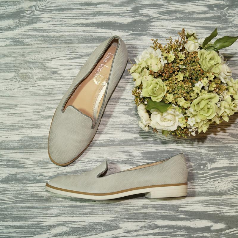 🌿38🌿lina lochi. замша. стильные туфли, лоферы, мокасины