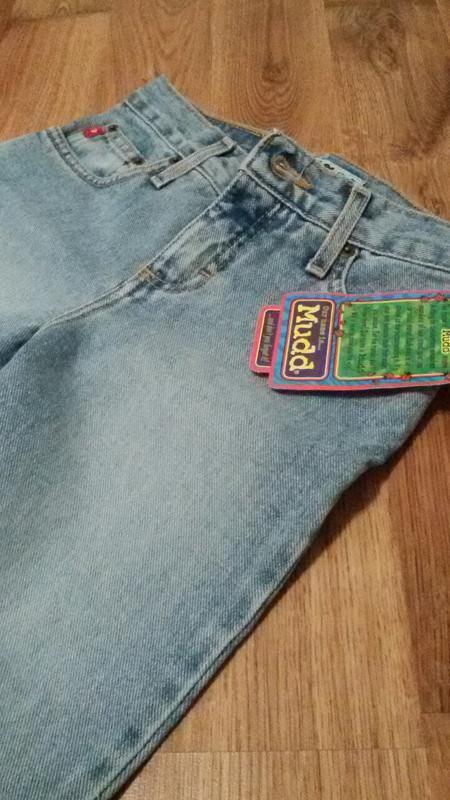 Новые стильные джинсы  mudd jeans