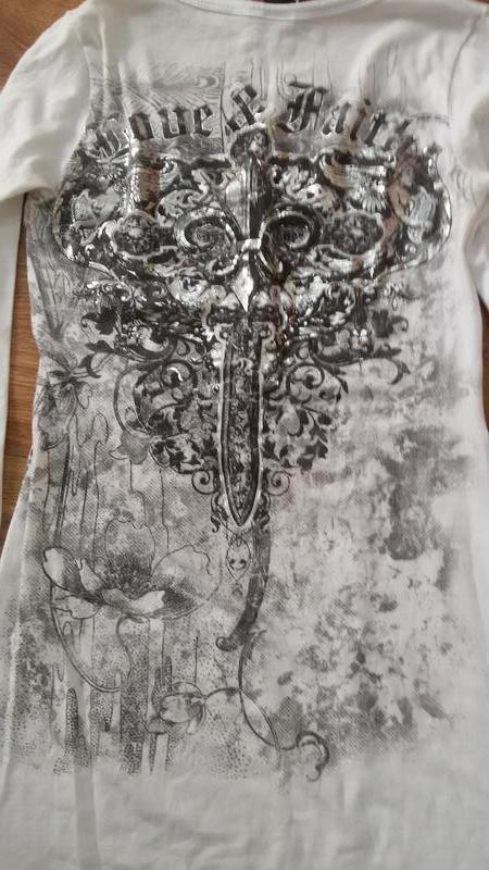 Платье туника, очень красивый рисунок s m