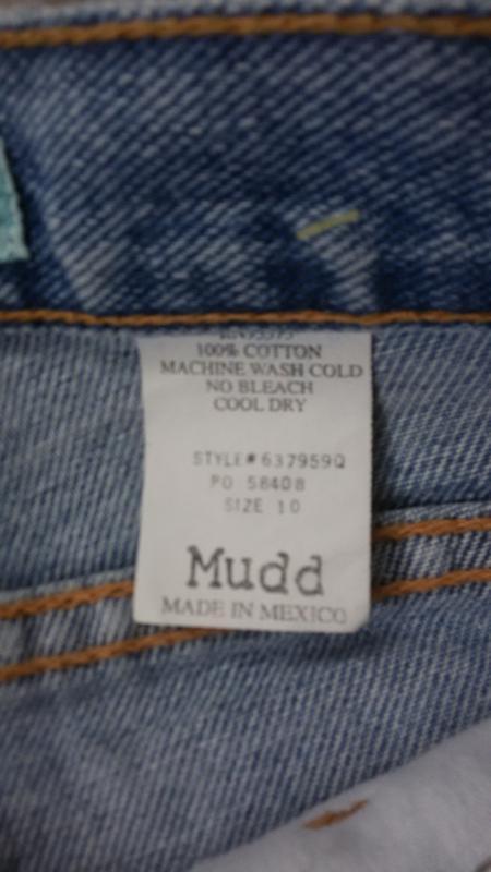 Распродажа! стильные джинсы, клеш. светло-голубой цвет - Фото 2