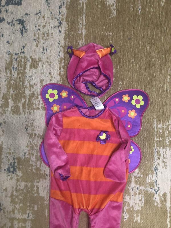 Карнавальный костюм бабочка на 12-18 месяцев! - Фото 2