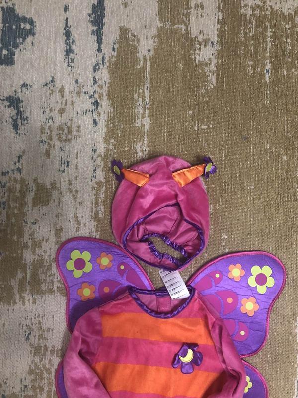 Карнавальный костюм бабочка на 12-18 месяцев! - Фото 3