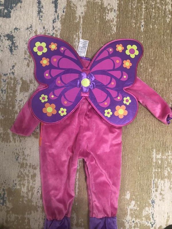 Карнавальный костюм бабочка на 12-18 месяцев! - Фото 4