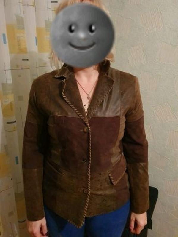 Кожаная куртка, жакет