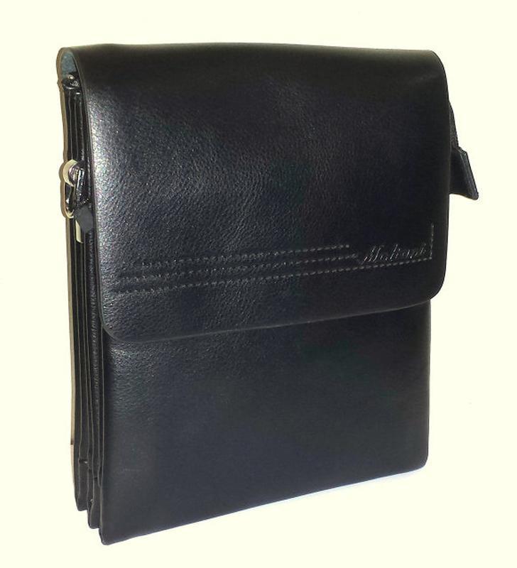 Элитная сумка через плечо moltani 6001-2 (23х18x8см)