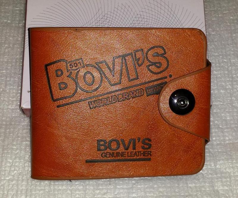Мужской кошелёк b056