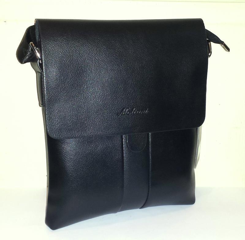 Элитная сумка через плечо moltani 0165-2 (22,5х18х8,5см)