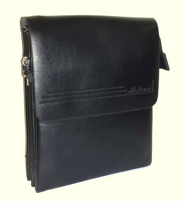 Элитная сумка через плечо moltani 2023а-2 (22,5х18х7см)