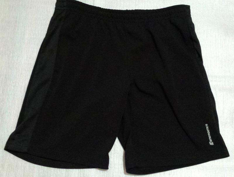 Спортивные шорты для фитнеса energetics (сша) оригинал