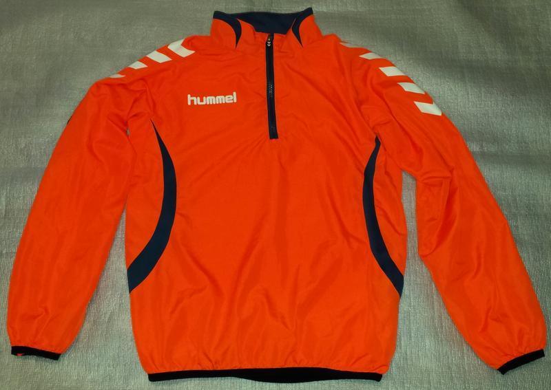 Спортивная ветровка hummel (дания)