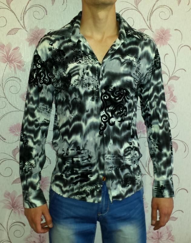 Лёгкая мужская рубашка zoor