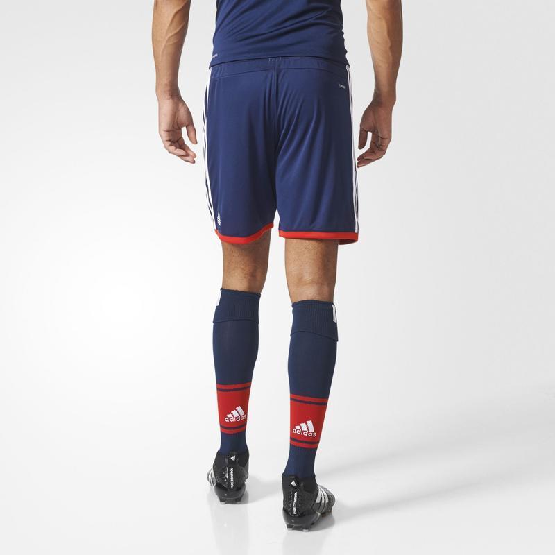Бавария игровые шорты adidas away shorts 2017-18 - Фото 3