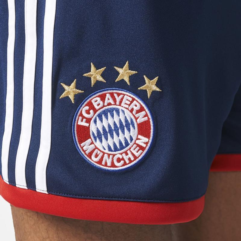 Бавария игровые шорты adidas away shorts 2017-18 - Фото 6