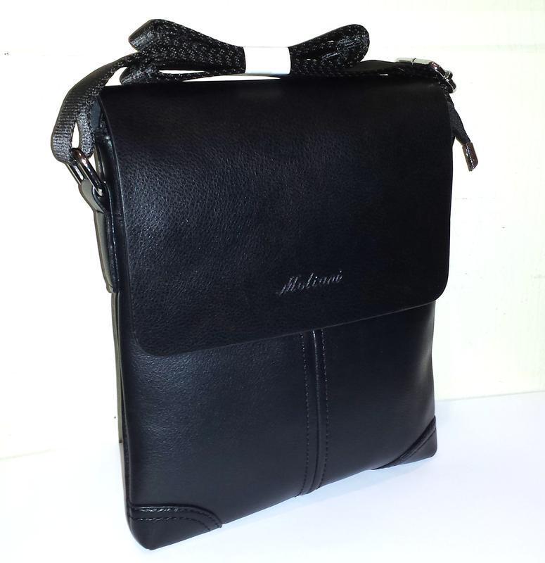 Качественная сумка через плечо moltani 0163-2 (23х18,5x8см)