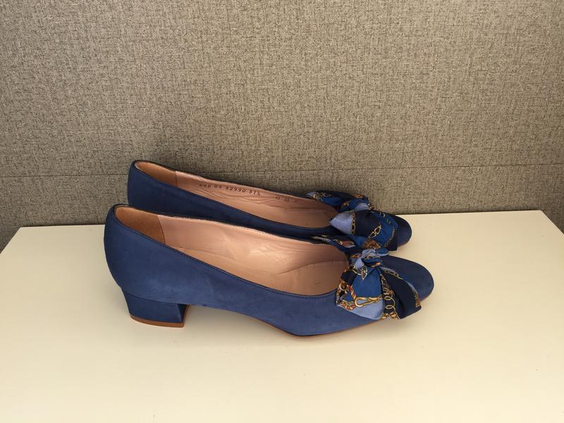 Жіночі туфлі mauro teci женские туфли