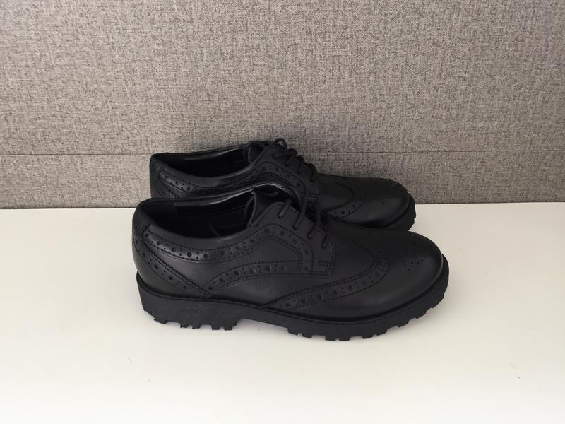 Дитячі туфлі marks & spencer детские туфли броги