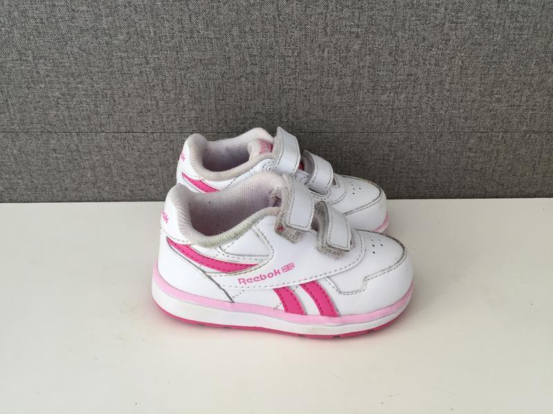 Дитячі кросівки reebok dash court детские кроссовки