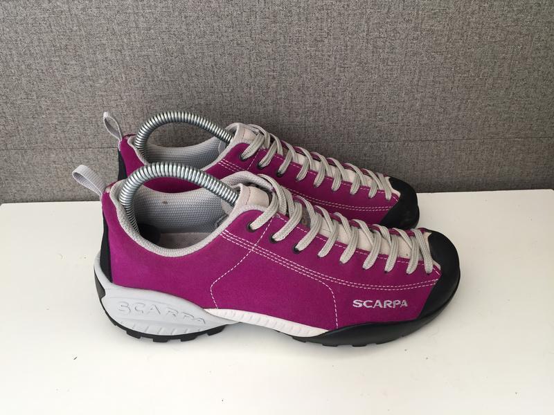 Жіночі трекінгові кросівки scarpa mojito женские трекинговые к...