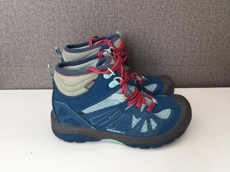 Дитячі черевики merrell capra детские ботинки сапоги
