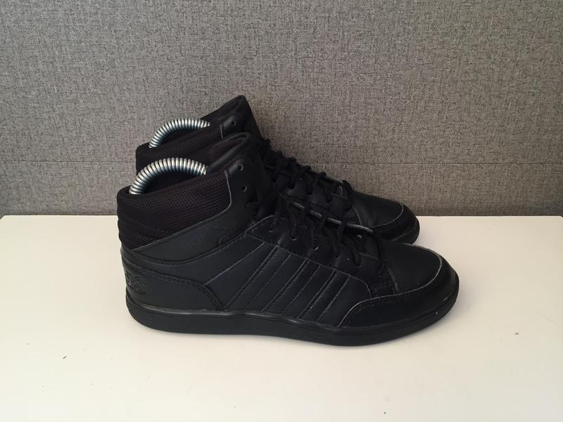 Жіночі кросівки adidas neo hoops женские кроссовки кеды