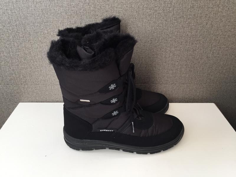 Зимові жіночі черевики everest зимние женские ботинки сапоги