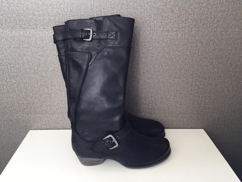 Жіночі чоботи gosoft женские сапоги ботинки