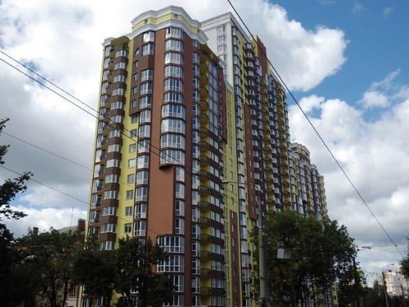3-х квартира 95м 5этаж , в жилом комплексе Коперника 3