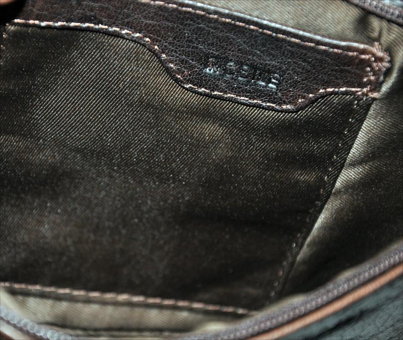 Клатч из натуральной кожи brampton лондон - Фото 6