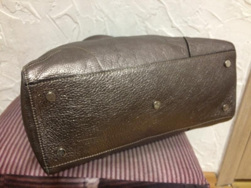 Очень классная стильная большая сумка  100% кожа - Фото 10