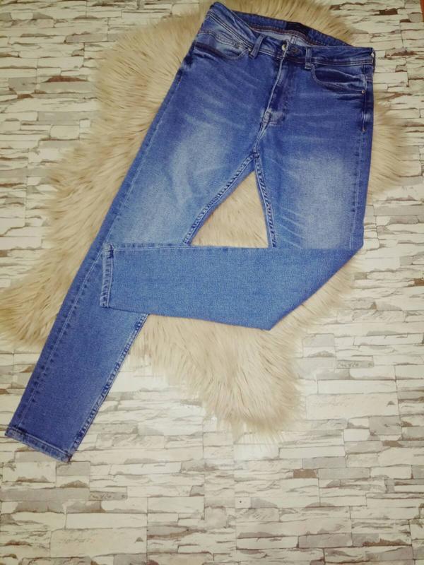 Мужские джинсы zara