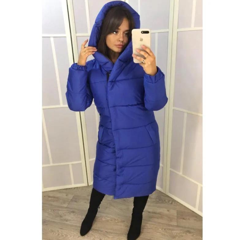 Куртка - Женское зимнее пальто