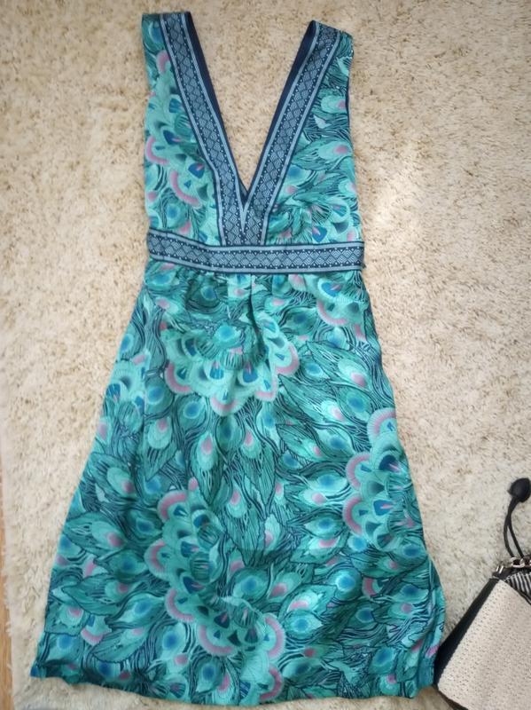 Очень красивое платье сарафан h&m