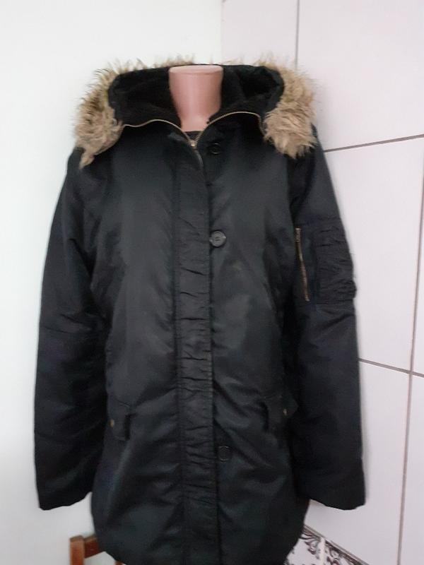 Куртка зимняя, парка cassa blanka