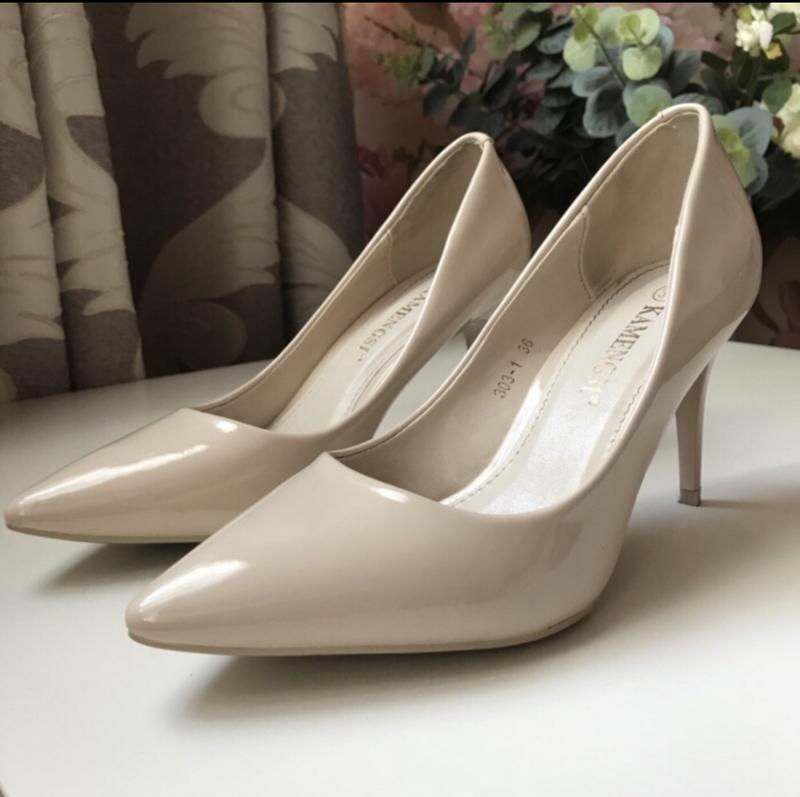 Туфли 36 размер в идеальном состоянии
