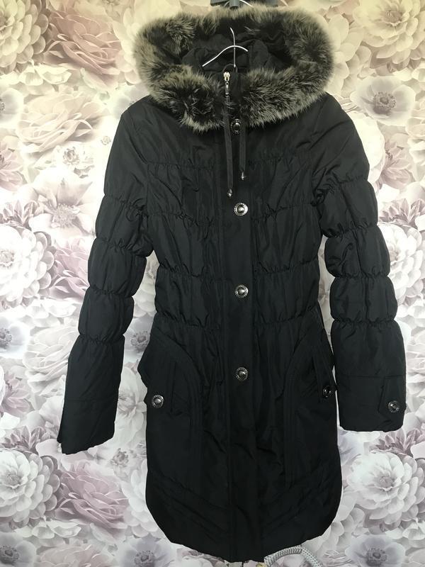 Зимнее пальто на синтапоне