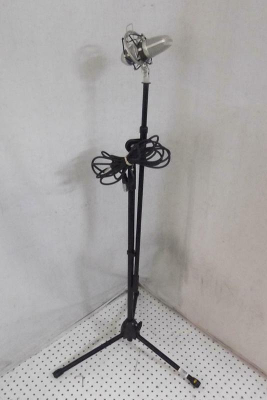 Marshall MXL 870 студийный микрофон + стойка + кабель 5м