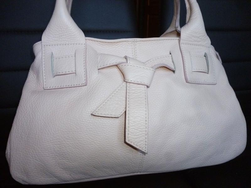 Стильная вместительная  сумка натуральная кожа collezione ales...