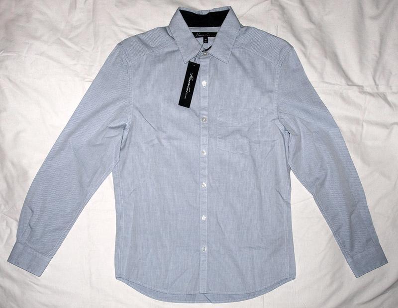 Фирменная мужская рубашка KENNETH COLE (XS) - новая из США