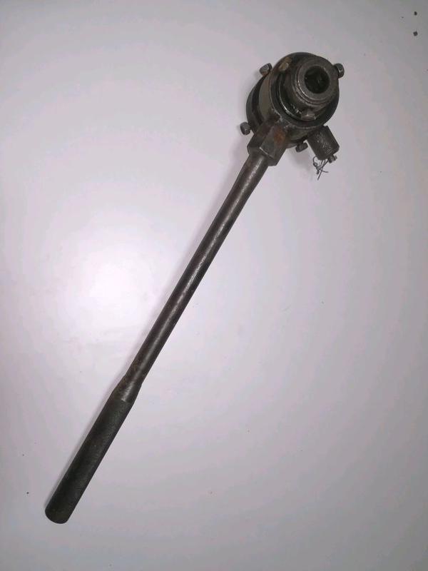 Клупп,Лерка трещетка СССР с комплектом.