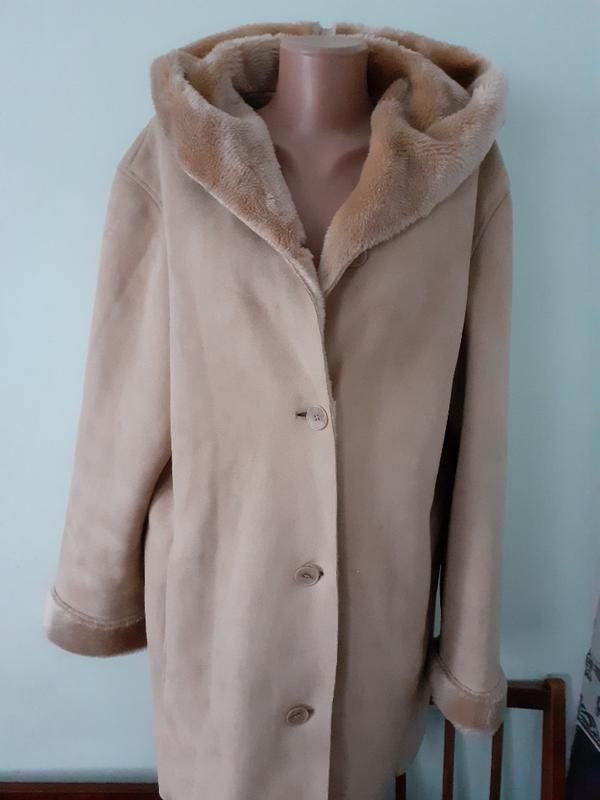 Дубленка, пальто зимнее, шуба